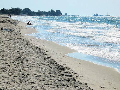 Grecja wybrzeże