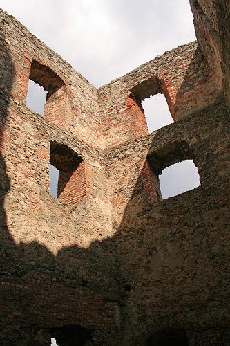 Zamek w Olsztynie zdjęcie