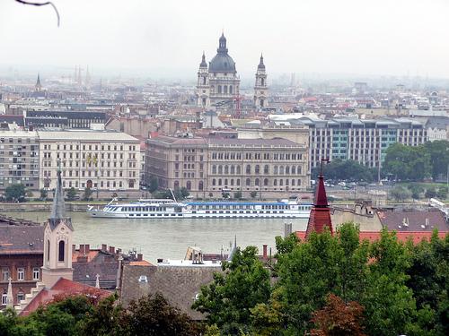 Budapeszt Węgry zdjęcie
