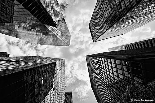 Nowy Jork drapacze chmur zdjęcia