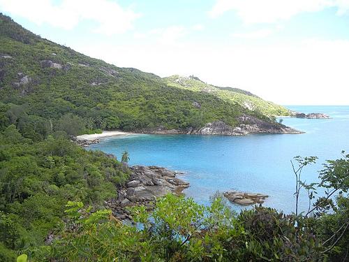 zdjęcia Seszele rajska wyspa