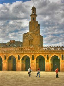 Kair meczet ibn Tulun