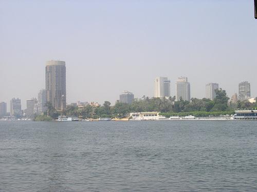 zdjęcie Kairu