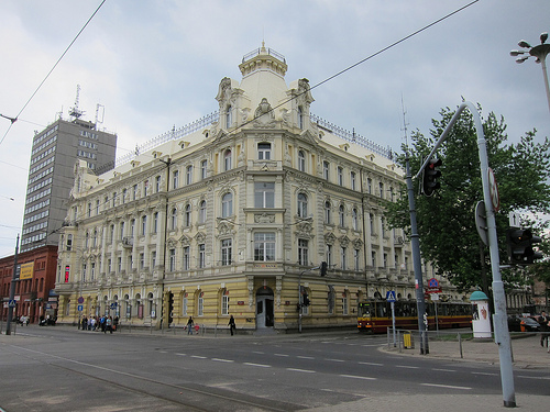 Łódź miasto