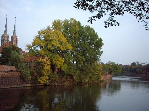 Dolny Śląsk zdjęcie Wrocław