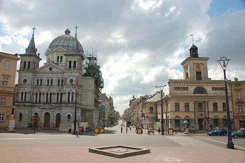 Piękna Łódź