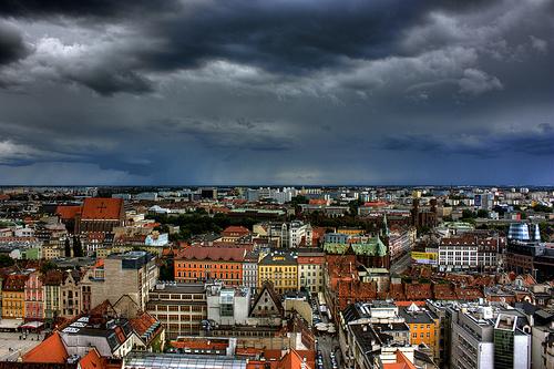 Zdjęcie Wrocławia
