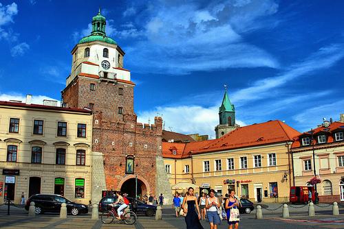 Brama Krakowska, Lublin