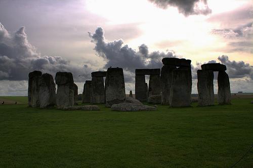 Stonehenge zdjęcia