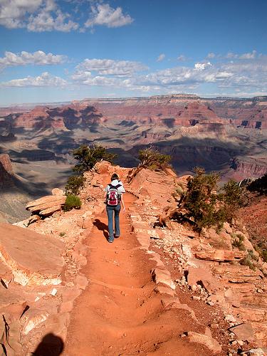 Wielki Kanion Kolorado turystyka