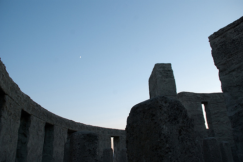 zdjęcia Stonehenge
