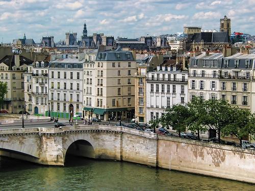 Paryż zdjęcia