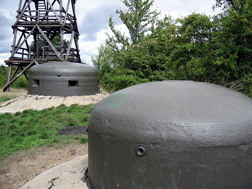 Międzyrzecki Rejon Umocniony - bunkier