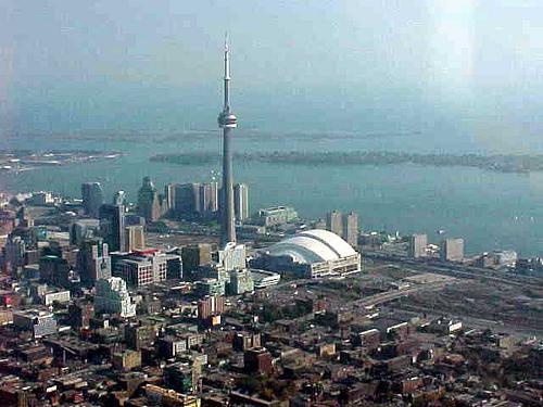 Wieża CN Toronto