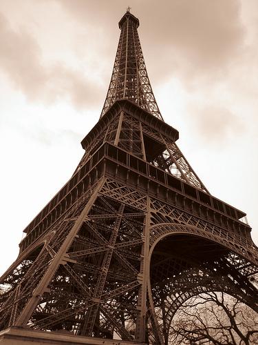 Zdjęcie Wieży Eiffla