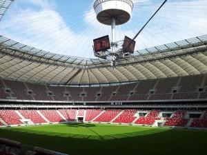 stadion narodowy w warszawie, euro 2012