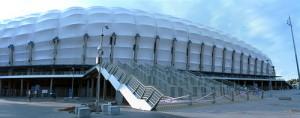 stadion w Poznaniu