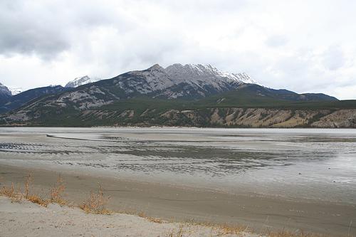 park narodowy jasper - piękny widok