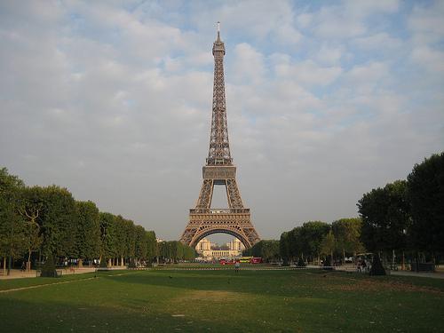 Wieża Eiffla - zdjęcia