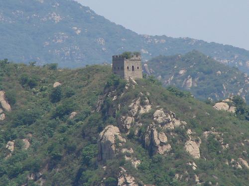 Wielki Mur Chiński - zdjęcia