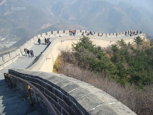 Wielki Mur Chiński - zdjęcie