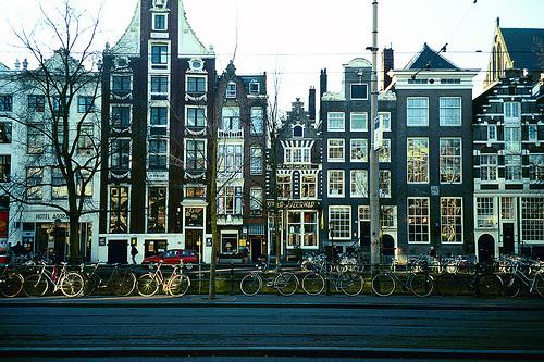 Amsterdam - atrakcje