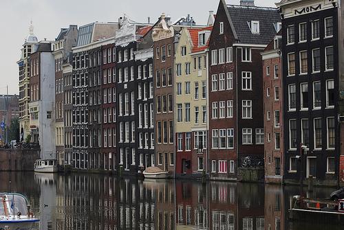 Amsterdam - co warto zobaczyć