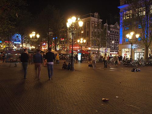 Amsterdam - zabytki