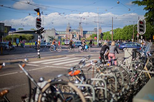 Amsterdam - zwiedzanie