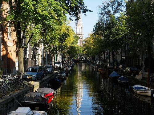 atrakcje Amsterdamu