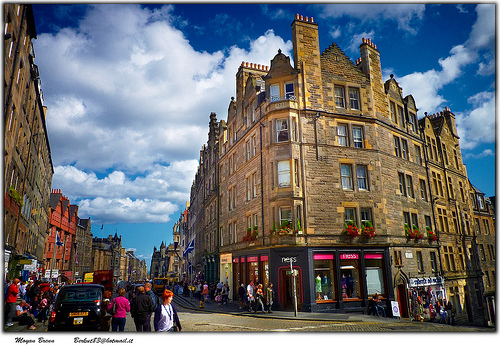 Edynburg - atrakcje