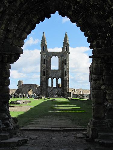 Co warto zobaczyć w St Andrews
