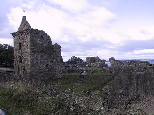 zwiedzanie St Andrews