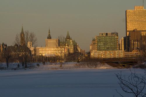 Ottawa - stolica Kanady
