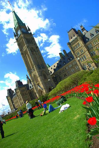 Ottawa - zabytki