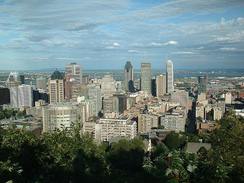 panorama Montrealu