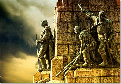 Grunwald - pomnik