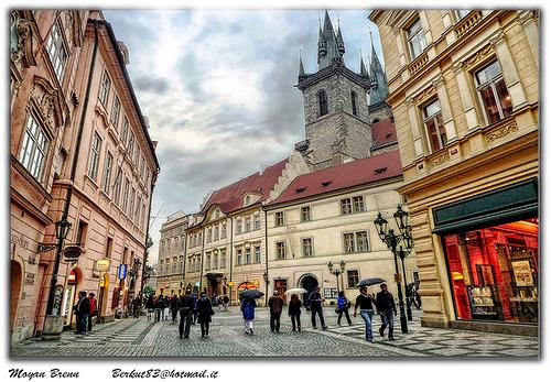 Praga - stare miasto