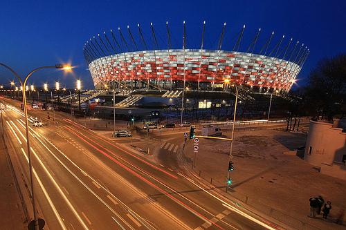 Stadion Narodowy - wycieczki