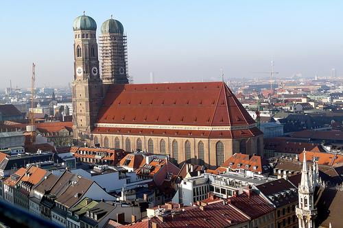 Atrakcje Bawarii - Monachium