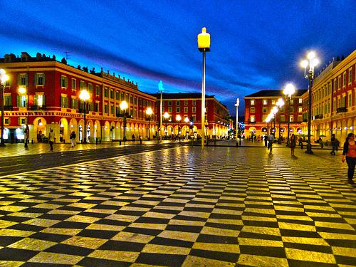 Francuska Riwiera - Nicea