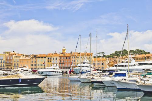 Lazurowe Wybrzeże - Saint-Tropez