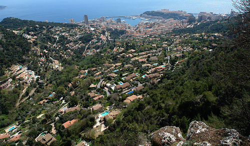 Wybrzeże Lazurowe - Monako