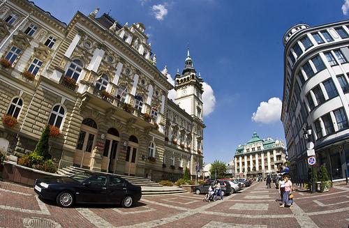 Bielsko-Biała - zwiedzanie