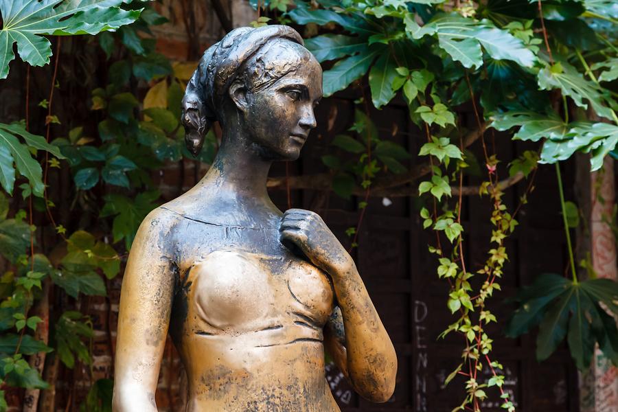 Pomnik Julii w Weronie jest zagrożony