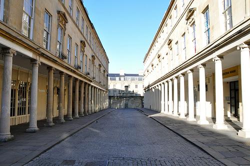 miasto Bath