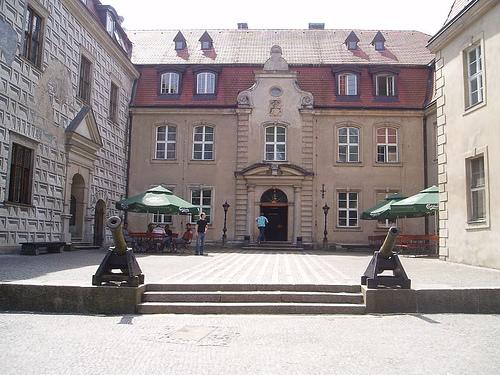 Zamek Wedlów w Tucznie