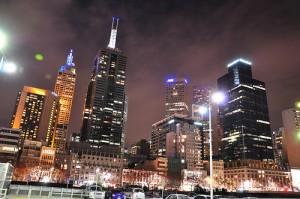 zwiedzanie Melbourne