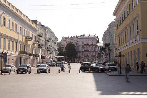 Ciekawe miejsca - Odessa