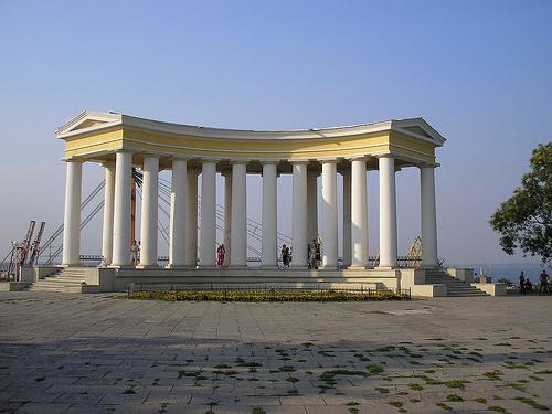 Odessa - atrakcje